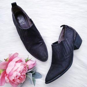 Sam Edelman Haltson Pointy Toe Studded Boots
